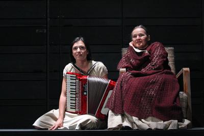 Henrik Ibsen, Peer Gynt, Drama SNG Maribor, 2008/2009. Fotografija 2