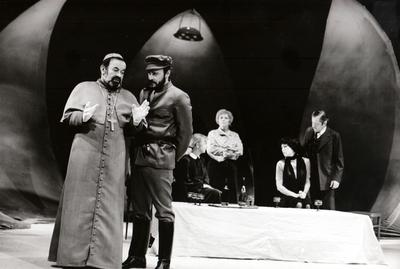 Emil Filipčič, Kegler 6, Drama SNG Maribor, 1981/82. Fotografija 5