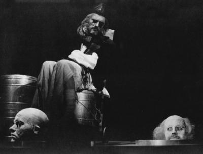 Samuel Beckett, Konec igre, Drama SNG Maribor, 1982/83. Fotografija 9