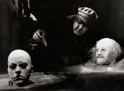 Samuel Beckett, Konec igre, Drama SNG Maribor, 1982/83. Fotografija 10