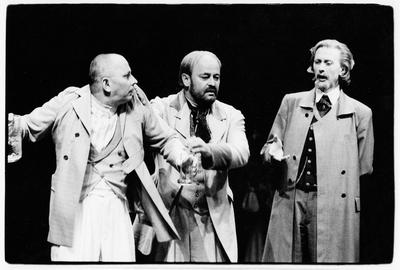 Anton Pavlovič Čehov, Striček Vanja, Drama SNG Maribor, 1997/98. Fotografija 41