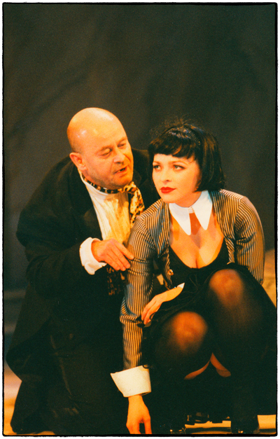Marco Antonio de la Parra, King Kong Palace, Drama SNG Maribor, 1998/99. Fotografija 48