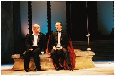Marco Antonio de la Parra, King Kong Palace, Drama SNG Maribor, 1998/99. Fotografija 49