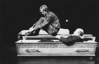 Mate Matišić, Cinco in Marinko, Drama SNG Maribor, 2000/2001. Fotografija 56