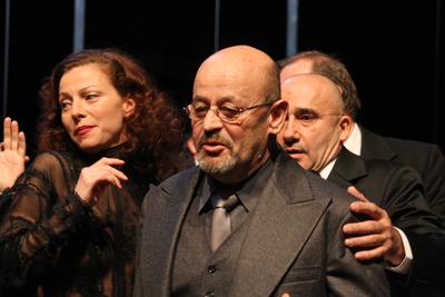 Ivan Cankar, Za narodov blagor, Drama SNG Maribor, 2008/09. Fotografija 78