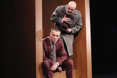 Henrik Ibsen, John Gabriel Borkman, Drama SNG Maribor, 2012/13. Fotografija 83