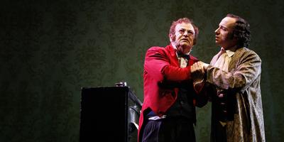 Mihail Bulgakov, Mrtve duše, Drama SNG Maribor, 2013/14. Fotografija 85