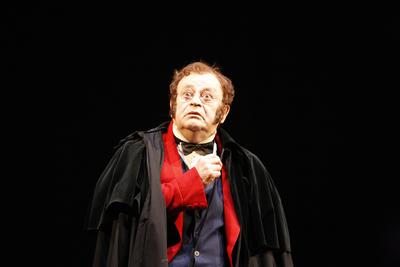 Mihail Bulgakov, Mrtve duše, Drama SNG Maribor, 2013/14. Fotografija 86
