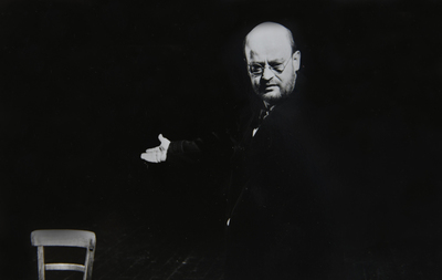 Wilhelm Reich, Govor malemu človeku, Gledališče Ptuj, 1995/96. Fotografija 121