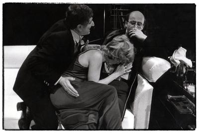 Peter Turrini, Meščani, Drama SNG Maribor, 1984/85. Fotografija 130