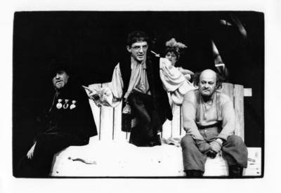 Rudi Šeligo, Razveza ali sveta sarmatska kri, Drama SNG Maribor, 1996/97. Fotografija 144