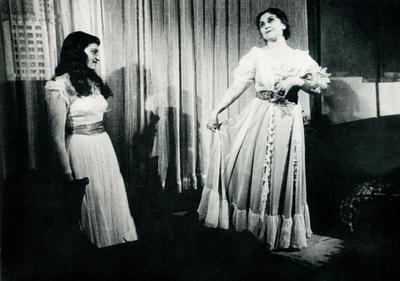 Tennessee Williams, Steklena menažerija, Mestno gledališče v Ljubljani, 1952/53