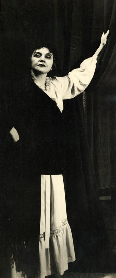Eduardo De Filippo, Filumena Marturano, Mestno gledališče v Ljubljani, 1954/55