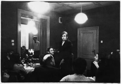 Pavle Lužan, Živelo življenje Luke D. , Eksperimentalno gledališče Glej, 1973/74