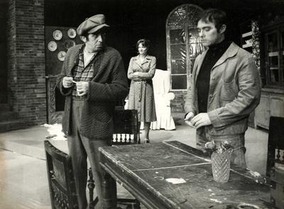 David Malcolm Storey, Kmetija, AGRFT v sodelovanju z MGL, 1974/75