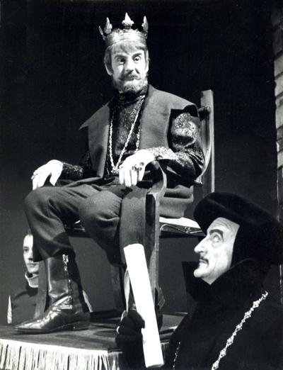 Friedrich Dürrenmatt, Prekrščevalci, Mestno gledališče ljubljansko, 1968/69