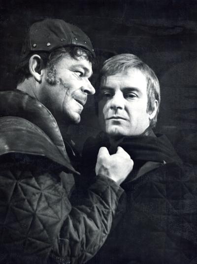 Matej Bor, Ples smeti, Mestno gledališče ljubljansko, 1969/70