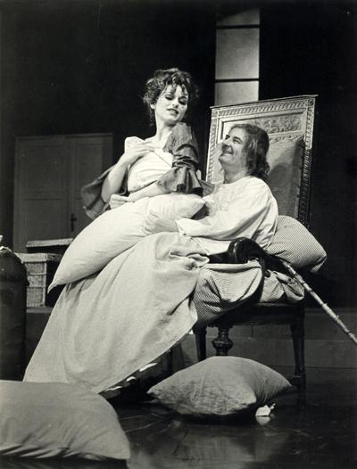 Jean-Baptiste Poquelin Molière, Namišljeni bolnik, Mestno gledališče ljubljansko, 1981/82