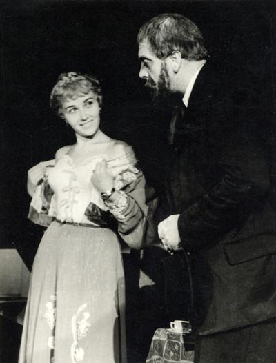 Ivan Cankar – Franjo Smerdu, Martin Kačur, Mestno gledališče v Ljubljani, 1954/55