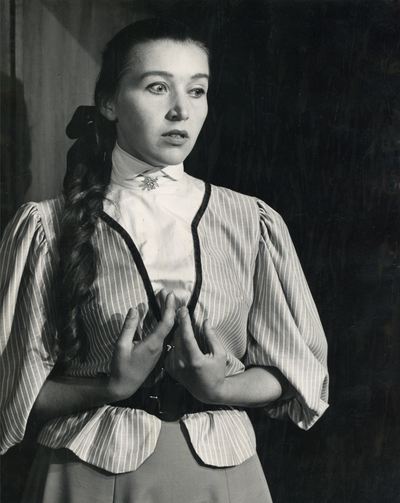 Anton Pavlovič Čehov, Striček Vanja, Mestno gledališče v Ljubljani, 1957/58