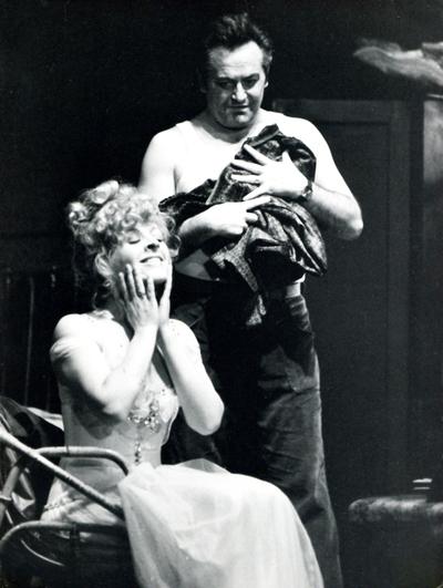 Tennessee Williams, Tramvaj Poželenje, Mestno gledališče ljubljansko, 1974/75