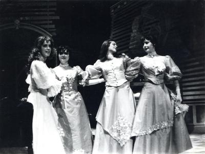 Federico García Lorca, Donja Rosita ali Kaj pravijo rože, Mestno gledališče ljubljansko, 1977/78