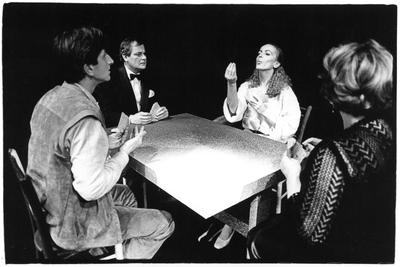 Mark Medoff, Otroci manjšega boga, Mestno gledališče ljubljansko, 1984/85