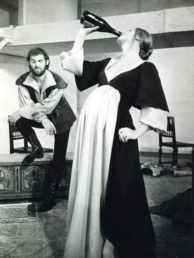 Andrej Hieng, Osvajalec, Mestno gledališče ljubljansko, 1970/71