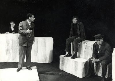 Djordje Lebović, Padli angeli, Mestno gledališče ljubljansko, 1971/72