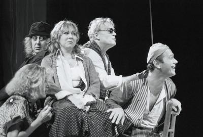 Gregor Strniša, Ljudožerci, Primorsko dramsko gledališče Nova Gorica, 1987/88