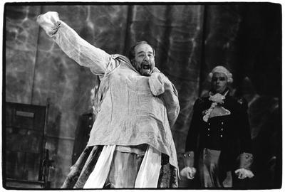 Alan Bennett, Blaznost Jurija III. , Mestno gledališče ljubljansko, 1993/94