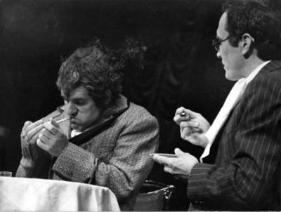Mihail Afanasjevič Bulgakov, Žarko Petan, Pasje srce, Mestno gledališče ljubljansko, 1978/79. Fotografija 5