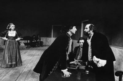 Heinrich von Kleist, Razbiti vrč, Mestno gledališče ljubljansko, 1985/86. Fotografija 10