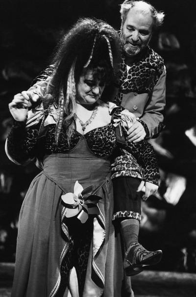 Alfred Jarry, Kralj Ubu, Mestno gledališče ljubljansko, 1993/94. Fotografija 11