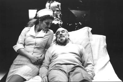 Arthur Miller, Usodna vožnja, Mestno gledališče ljubljansko, 2001/02. Fotografija 13