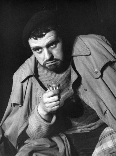 Slavko Grum, Trudni zastori, AGRFT, 1962/63. Fotografija 20