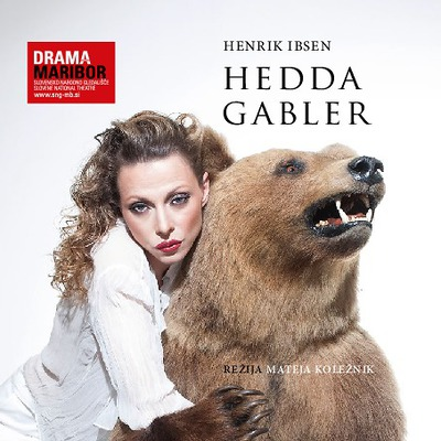 Henrik Ibsen, Hedda Gabler, Drama SNG Maribor, 2014/15