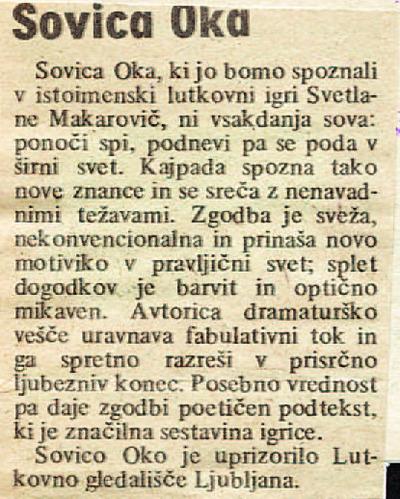 Sovica Oka