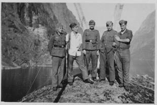 Krigsminne i Gudvangen ¿ forsvar av vegen mot Voss
