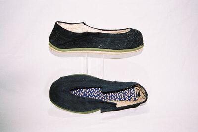 Hani tribe - Ladies shoes.