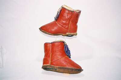 Childs boots - 'Zarabil'