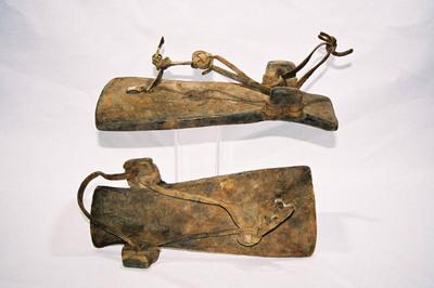 Dogon tribe men's sandal.