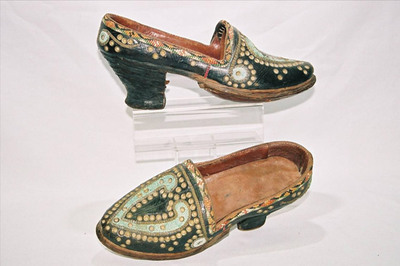 Tatar tribe - ladies shoes.