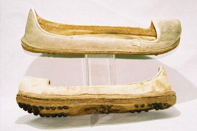 Men's shoes 'Woon-pi-hye'.