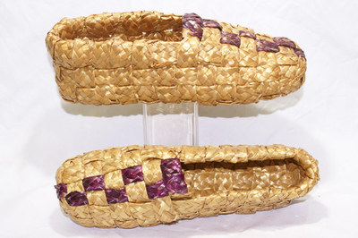 Ladies' shoes.