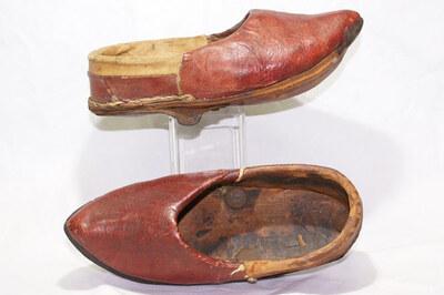 Child's shoes.