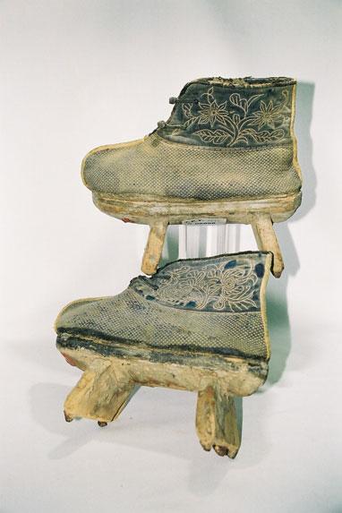 Ladies winter shoes.