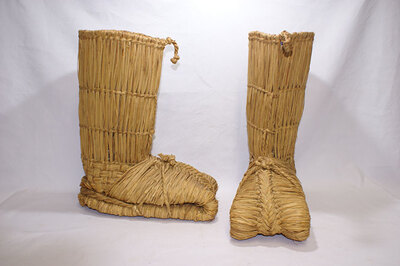 Men's Snow boots 'Fuka gutsu'.