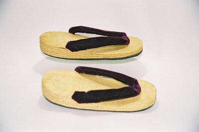 Men's 'Zori' sandal.