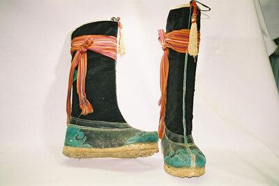 Men's boots-'Tilam'.